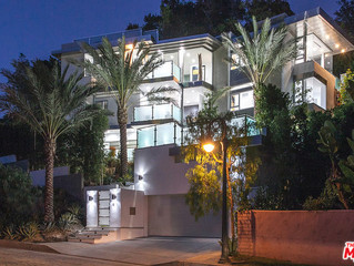 Beverly Hills MARKETWatch, 17 New Homes & 1 Condo For Sale and 8 Properties Sold the Past 7 days