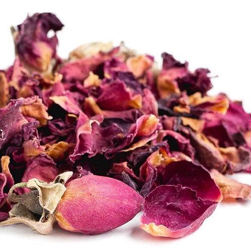 Rosebuds & Petals Tea
