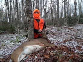 Nick's First Buck