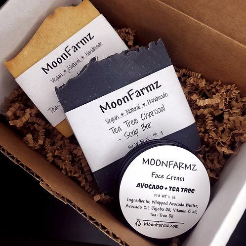 Triple Threat - Tea-Tree Box Set