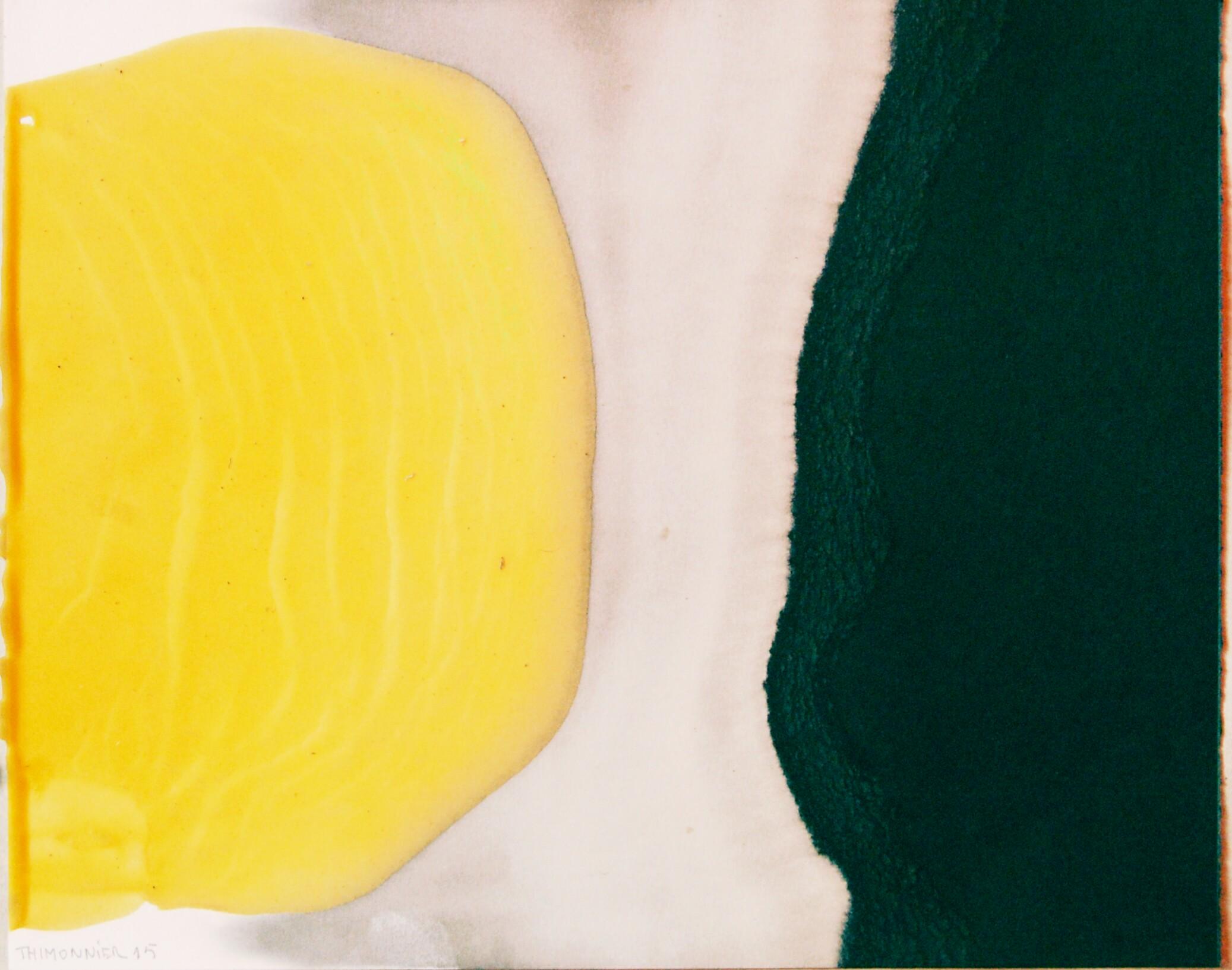 Cire et huile 30x40 2013