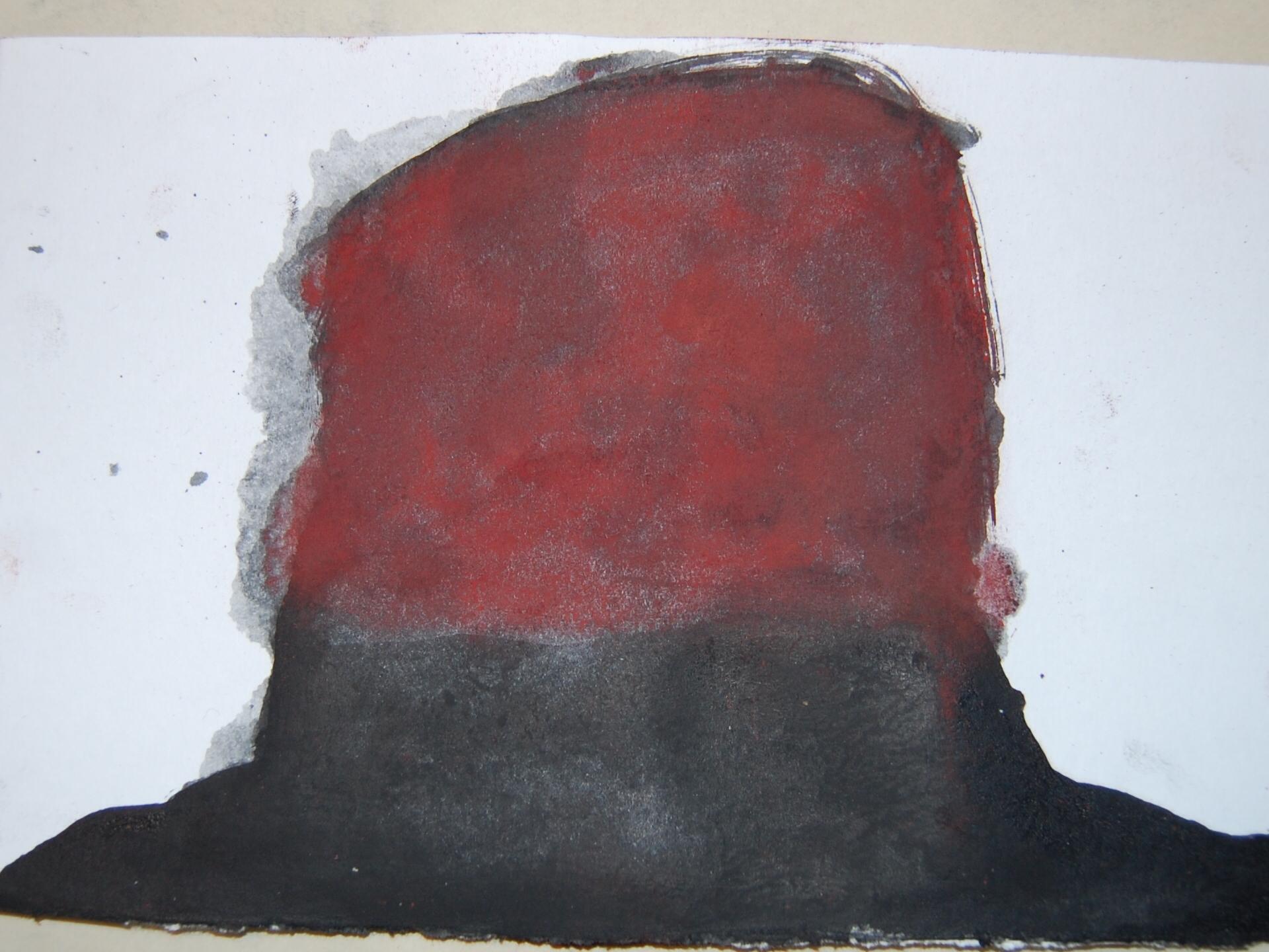 Encre et pigments 30x25 2016