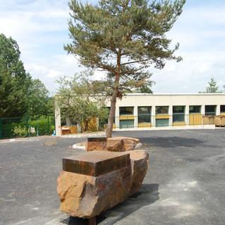 sculptures chateaumeillant