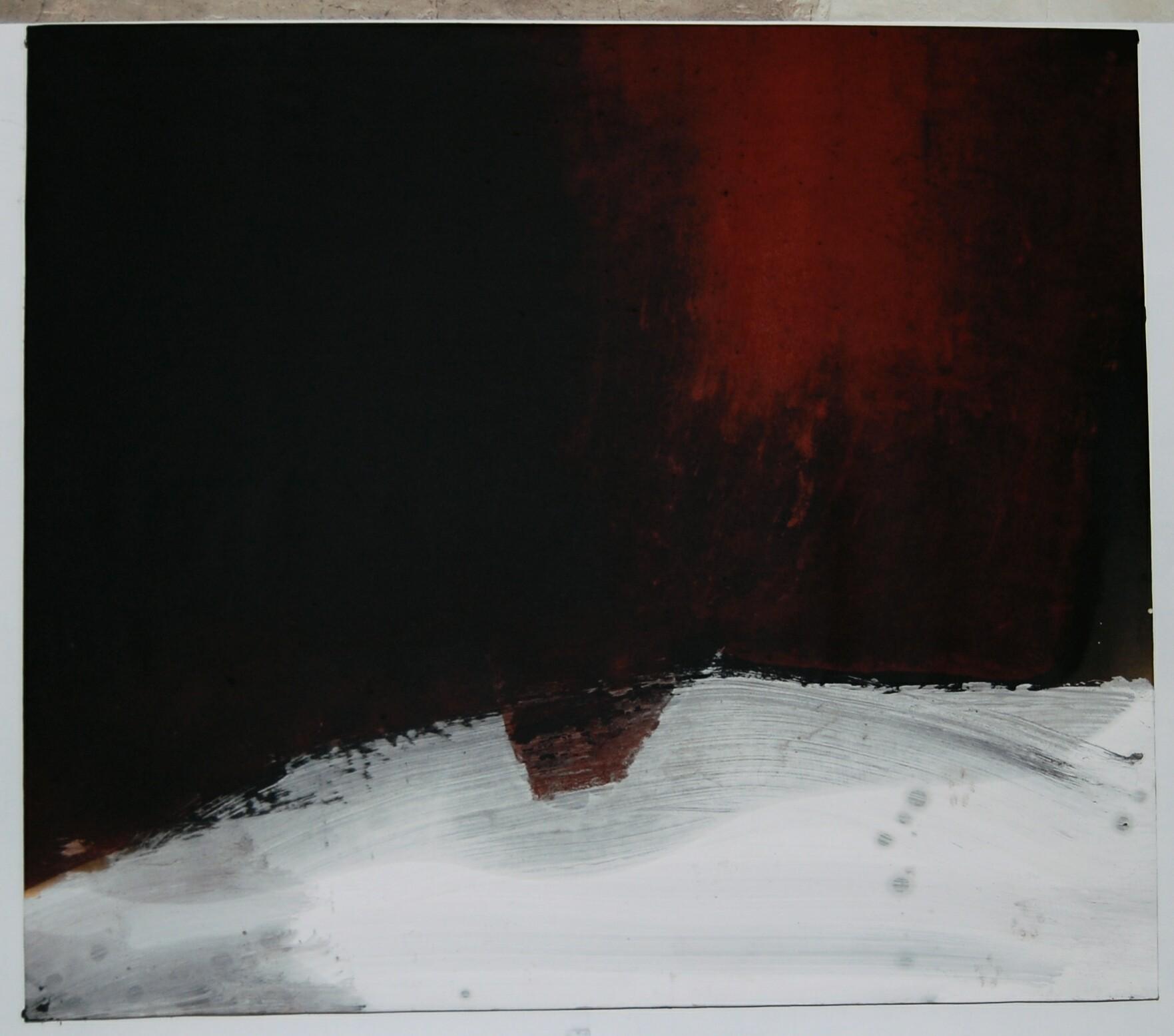 Huile et pigments 160x140 2009