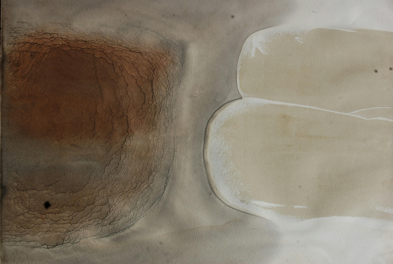 Cire huile et pigments 70x50  2006