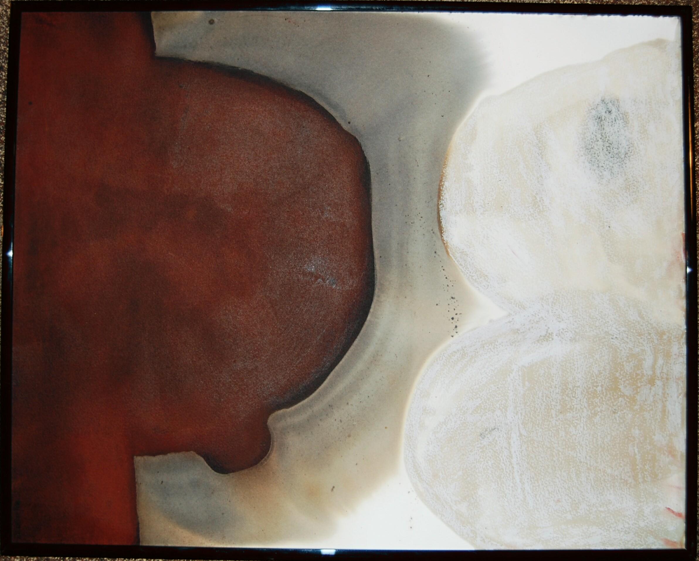 Cire huile et pigments 50x30 2014