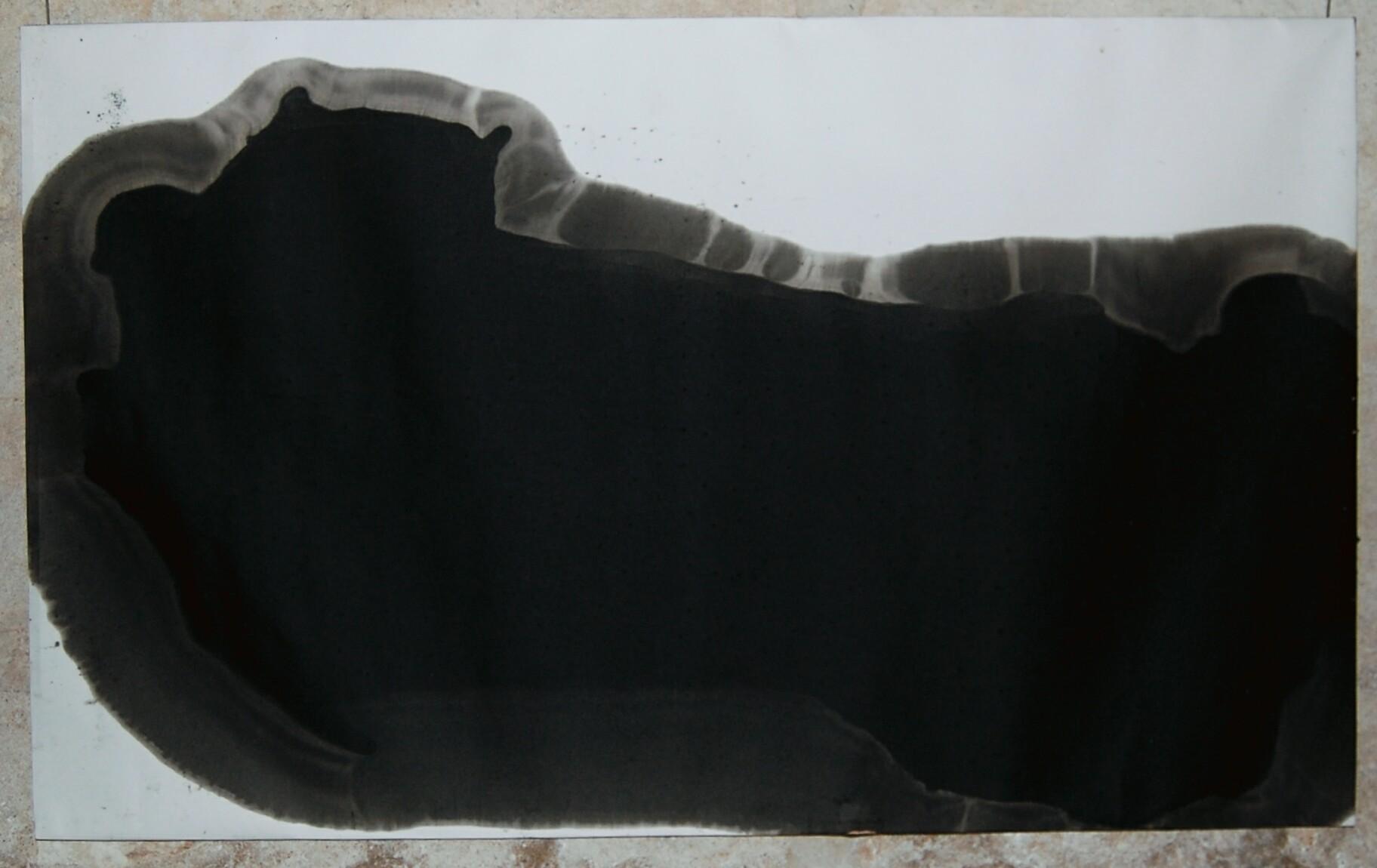 kaboul    huile de vidange sur papier2008_1