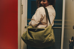 Green Rooted Timeless Weekender