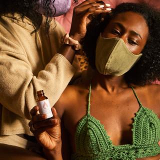 BeaYou Hemp Hair Oil & Urbane Hemp Masks