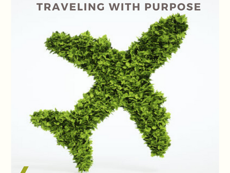 4 Tips - How to Travel More Sustainably