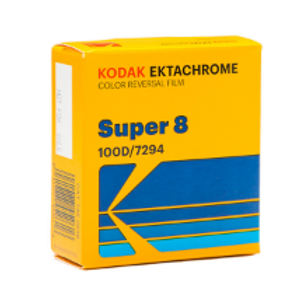 Color Super 8 Film- 1 Roll w/ Processing and Digital Transfer