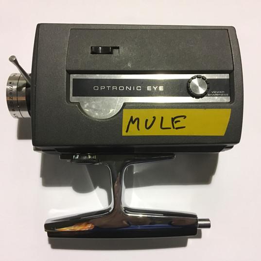 Mule -Belle & Howell Autoload