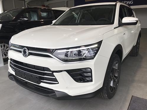 SsangYong Korando Sapphire 4WD