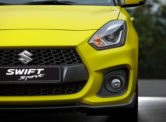 Avant gauche Swift Sport