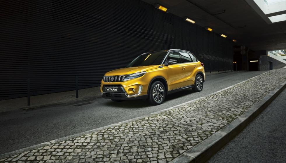 Nouveau Vitara Hybride à partir de 22.999€