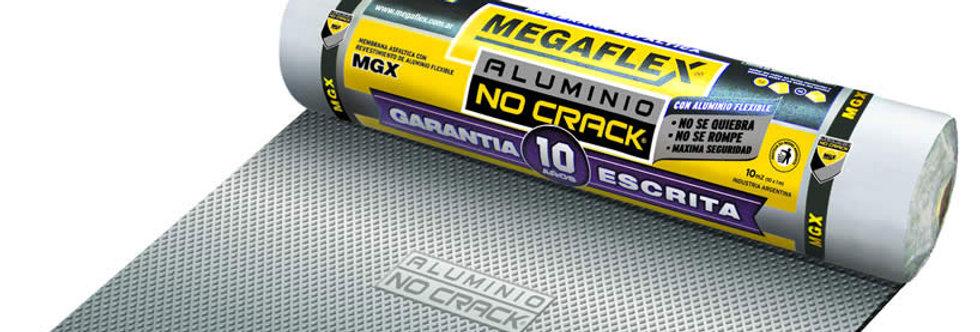 Manta Asfáltica com Aluminio - 3mm MGX450 - 40 Kg