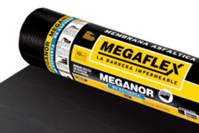 Manta Asfáltica Flexível 4mm - Meganor