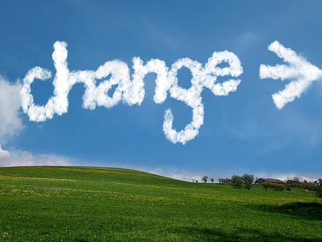 Feature Article:  Embracing Change