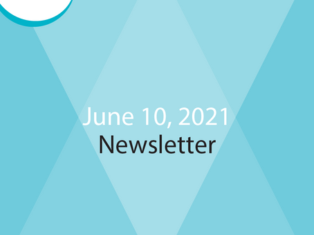 E-Newsletter for June 10-National Indigenous History Month, Pride Month, Events & Jobs!