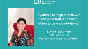Power 5 Interview with Sxwpilemaát Siyám (Chief Leanne Joe)