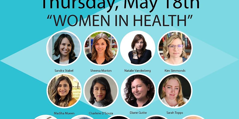 "Speaker Series ""Women in Health"""