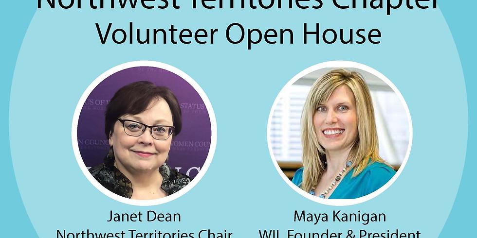 Northwest Territories Chapter - Volunteer Open House