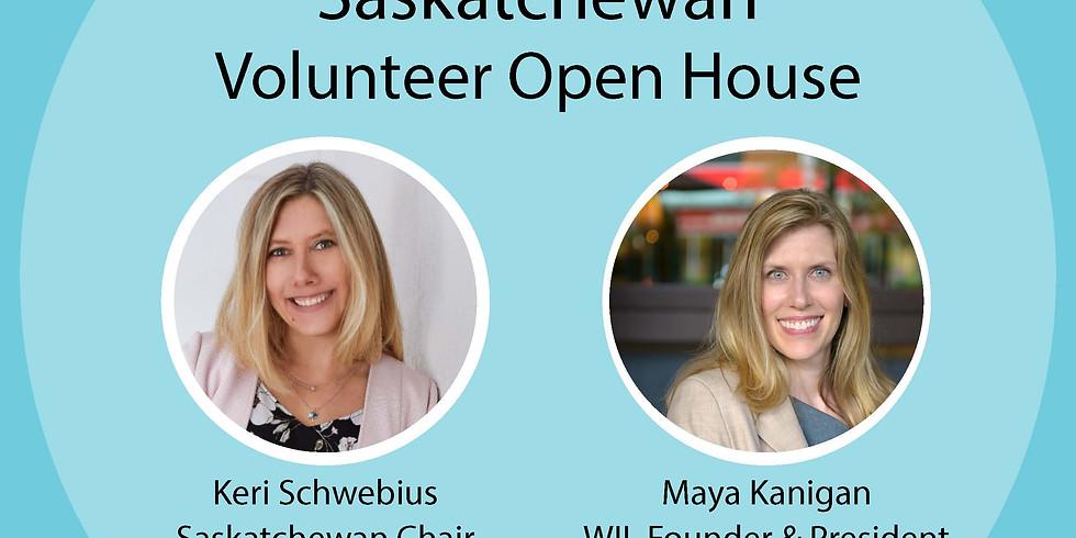 Saskatchewan Chapter Volunteer Open House