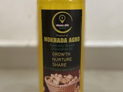 Farm fresh Groundnut Oil