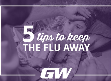 5 Tips to Keep the Flu Away