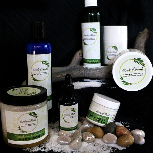 Botanical Body Blessing Spa Kit