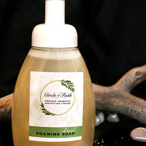 Liquid Foaming Anti-Bacterial Hand Soap
