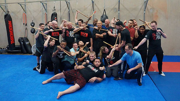 self defense seminar chantilly herndon
