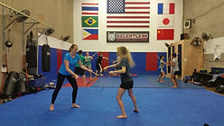 MMA Muay Thai Kickboxing self defense coach herndon chantilly