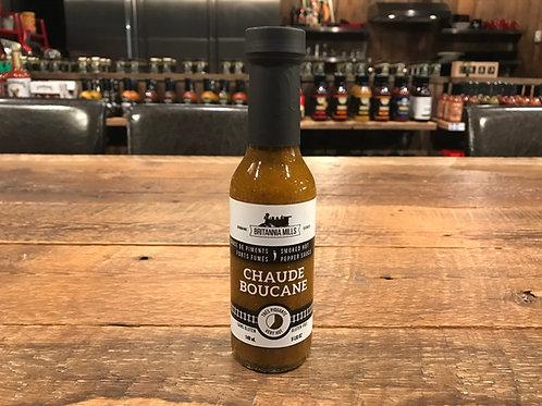 Britannia Mills - Chaude Boucane - Sauce Piquante - 148ml