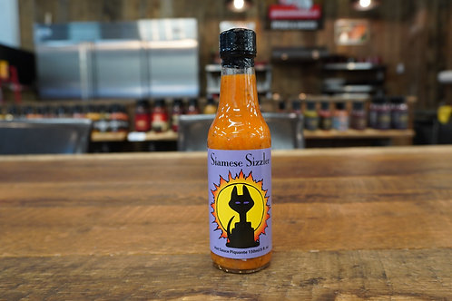Meow That's hot - Siamese Sizzler Sauce piquante - 150ml