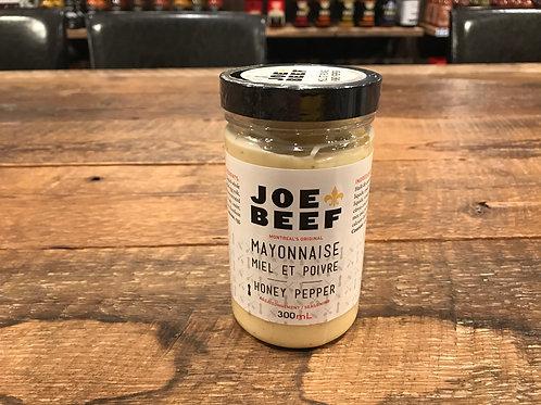 Joe Beef - Miel et Poivre - Mayonnaise - 300ml