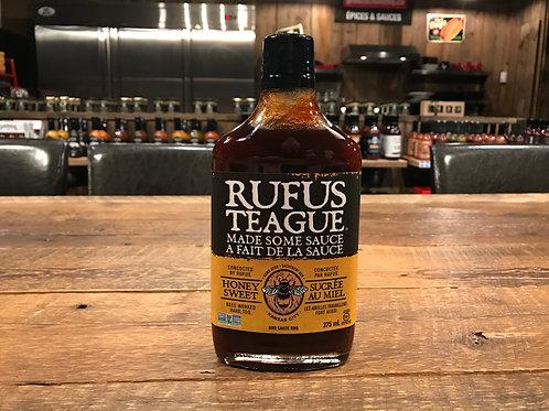 Rufus Teague - Sucré au miel - Sauce BBQ - 375ml