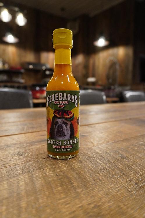 Firebarns - Sauce Piquante Jamaican Scotch Bonnet - 148ml