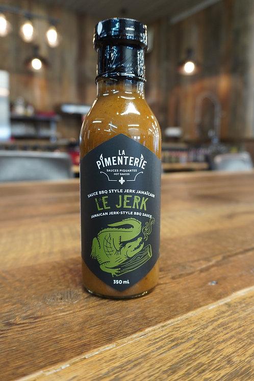 La Pimenterie - Sauce BBQ Le Jerk - 350ml