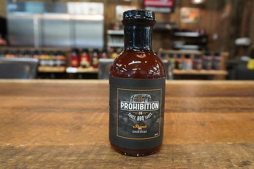 L.L. Prohibition - Stout Sauce BBQ - 350ml