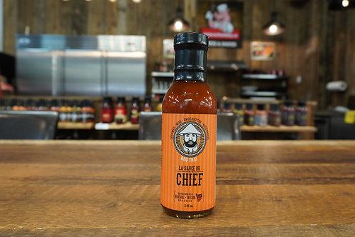 La Sauce du Chief - BBQ Thai - Bière - 345ml