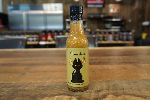 Meow That's hot - Meowstard Sauce piquante - 150ml