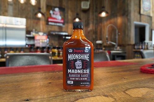 Pappy's - MoonShine Madness BBQ Sauce -