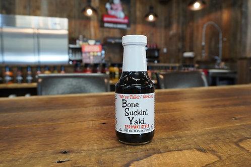 Bone Suckin Sauce - Teriyaki Style - 13.25oz