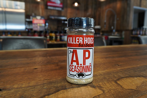 Killer Hogs - The A.P Seasoning Rub - 16oz