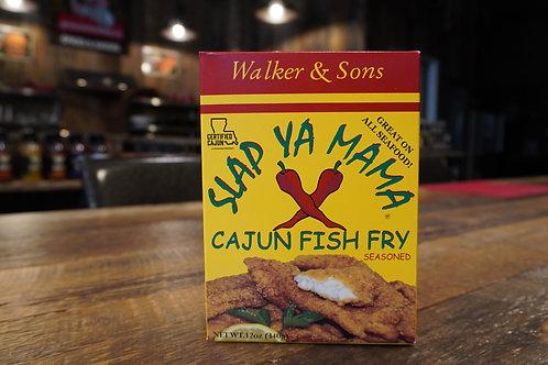 Slap Ya Mama - Cajun Fish Fry - Épices pour friture - 340G