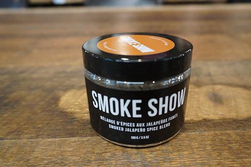 Smoke Show - Original - Épices aux Jalapeños Fumés - 100G