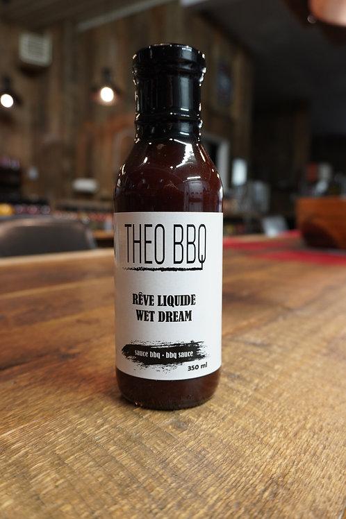 Théo BBQ - Sauce Rêve Liquide - 350ml