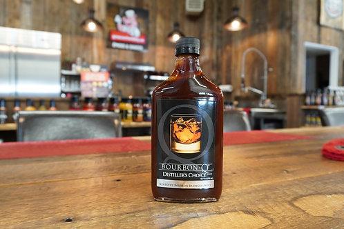 Bourbon Q - Gold Reserve - BBQ Sauce - 12.7oz
