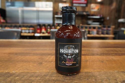 L.L. Prohibition - La Prohibée -  Sauce BBQ - 350ml